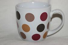 Mug Cup Tasse à café  Rayware Disco Brown Spots