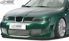 "RDX Stoßstange SEAT Toledo 1M ""GT-Race"" Front Schürze Vorne Spoiler"
