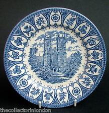 Broadhurst 1977 Queen Elizabeth II Silver Jubilee Side Plates Westminster Abbey
