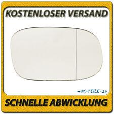 Spiegelglas für CHRYSLER VOYAGER IV EU 01-07 rechts Beifahrerseite asphärisch