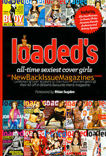 UK Loaded's All-Time Sexiest Cover Girls 1/13,Cover Girls,January 2013,NEW