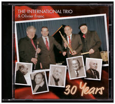 The International Trio & Olivier Franc - 30 Years CD