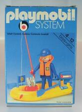 Playmobil 3574 Schlauchboot mit Angler in O-Box #66