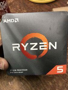 AMD 100-100000022BOX Ryzen 5 3600x 3.8GHz 6 Core AM4 Boxed Processor