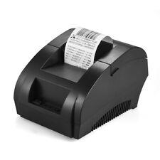 58mm Usb Thermal Printer Receipt Pos Ticket Cash Drawer Retail Printing Hot U6D8