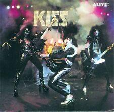 KISS - ALIVE! (GERMAN VERSION) 2 CD NEU