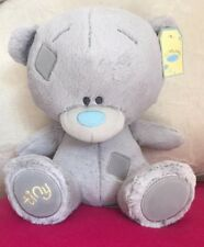 """Tiny Tatty Teddy Plush Me To You 10"""" Sitting  Beaded Toy Suitable From Birth"""