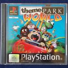 PS1 - Playstation ► Theme Park World ◄