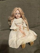 16 1/2� Antique German Armand Marseille Doll 390n A 01/2 M