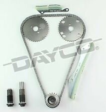 Dayco Timing Chain Kit for Citroen Relay CRD 3.0L Diesel F1CE3481E 01/07 - On