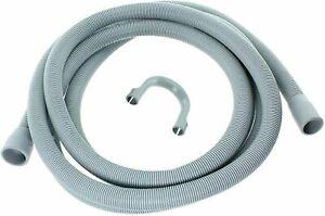 Extra Long 3.5m Length Universal Drain Hose For Washing Machine Dishwashers