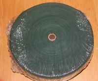 1 1/4 Inch FOREST GREEN Cotton Rug Binding Tape for Rug 9 YARDS