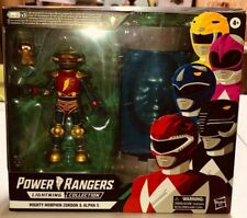 Hasbro - Power Rangers Lightning Collection: Mighty Morphin Zordon & Alpha 5...