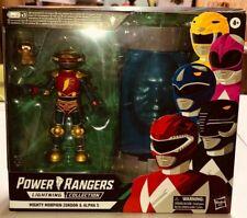 Hasbro - Power Rangers Lightning Collection: Mighty Morphin Zordon & Alpha 5...