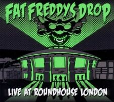 FAT FREDDY'S DROP - LIVE AT ROUNDHOUSE  CD NEU