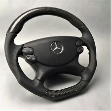 Mercedes High Performance CARBON SPORT volant w209 w211 w463 w219 r230 + Airbag