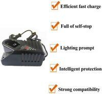 Battery Charger for All Bosch 7.2V-18V Ni-Cd Ni-Mh Electrical Drill Power Tool