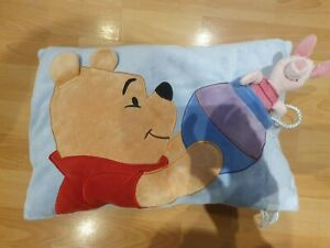 Winnie The Pooh Cushion - Disney Store Hammersmith