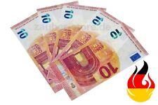 Zauberpapier Pyropapier 10 Euro x 10St Flash Paper Pyro Blitzpapier Trick