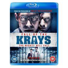 Fall of The Krays Blu-ray Region B UK B2a