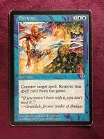 Dissipate MIRAGE   MTG PLAYED (see scan)