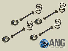 Ford anglia 105E frein arrière chaussures steady pins, clips et ressorts x 4 (SP1006)