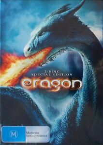 Eragon (DVD, 2007, 2-Disc Set)