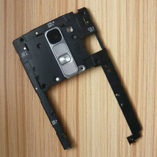 Back Bezel Panel Camera Lens Power Volume Antenna Flex For LG Spirit H440 Black