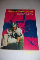 1971 Sports Illustrated DALLAS COWBOYS vs BALTIMORE Colts SUPER BOWL V Morton