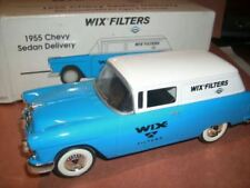 WIX PARTS PLUS 1955 CHEVY SEDAN DELIVERY BANK