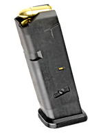 Magpul 10 fits Glock 19 GL9 9mm 10-Round Magazine CA Legal MAG907-BLK