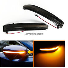 For Nissan Rogue X-Trail T32 Qashqai J11 Side Wing LED Dynamic Turn Signal Light