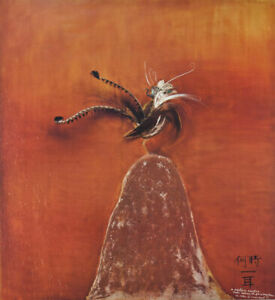 BRETT WHITELEY : THE LYRE BIRD