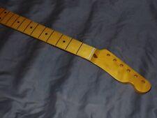 NOS C 7.25 Allparts Fender Lic maple Nitro Neck willfit telecaster tele mjt body