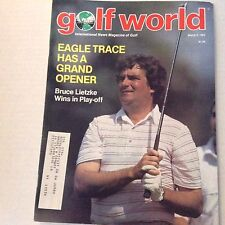 Golf World Magazine Bruce Lietzke Wins In Play Off March 9, 1984 062817nonrh