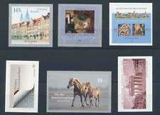 Bund Lot SK / Selbstkleber aus 2007/08 postfrisch / ** (26419)