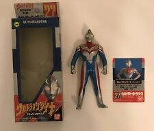 "1991 Bandai Ultra Hero Series ULTRAMAN DYNA #27 - 6"" Vinyl Figure - U.S. Seller"