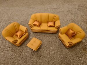 1/6 Scale Sofa And Chairs
