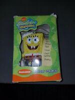 NEW Miniature Mini Spongebob Squarepants Christmas Xmas List Ornament Kurt Adler