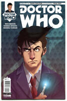 DOCTOR WHO #14 A, NM, 10th, Tardis, 2015, Titan, 1st, more DW in store, Sci-fi