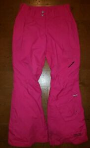 Trespass Women's Heroine Tres-Tex Membrane Pink Vented Ski Snowboard Pants Small