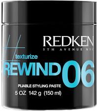 Redken Rewind 06 Pliable Styling Paste 5 oz