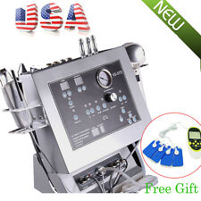 4in1 Diamond Dermabrasion Ultrasonic COLD Hot Hammer Beauty+Digital Therapy Gift