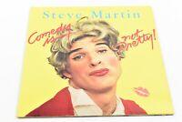 Steve Martin - Comedy Is Not Pretty, VINYL LP