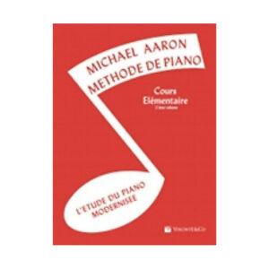 Méthode de piano - Cours élémentaire - Volume 2 - Michael Aaron