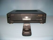 Sony, SLV-R1000, S-VHS, Hi-Fi Stereo, Video Editing VCR with Remote Control (4C)