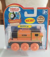 NEW Thomas & Friends Wooden Railway Train Billy 2007 Learning Curve