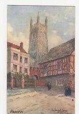 Gloucester, Parliament House Art Postcard, A789