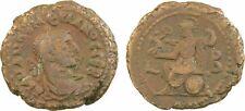 Numérien, tétradrachme, Alexandrie, An 2 = 284, Athéna, RARE - 28