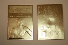 WILT CHAMBERLAIN 1961-62 Fleer ROOKIE 23KT Gold Card NM-MT #/5,000 * BOGO *